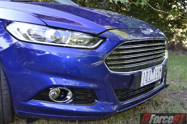 2016 ford mondeo trend wagon front