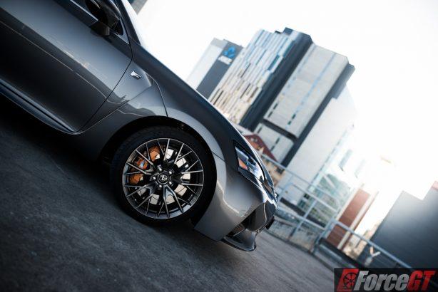 2016 lexus gs f front wheel