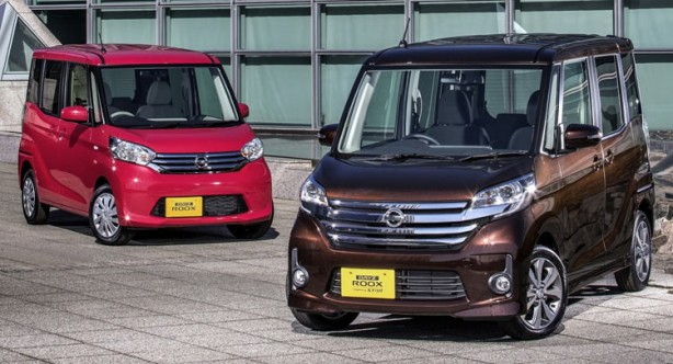 Nissan-kei-car-mitsubishi-cars-news