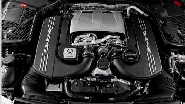 mercedes amg c63 estate tuned by wheelsandmore engine