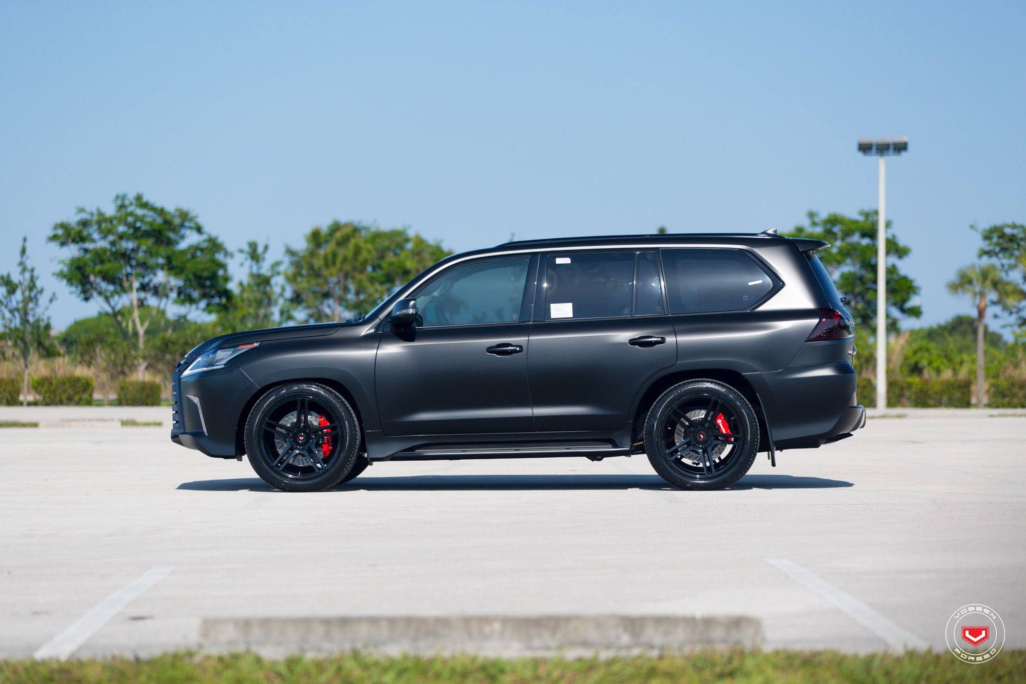 Lexus LX gets blacked-out treatment from JM Custom ...