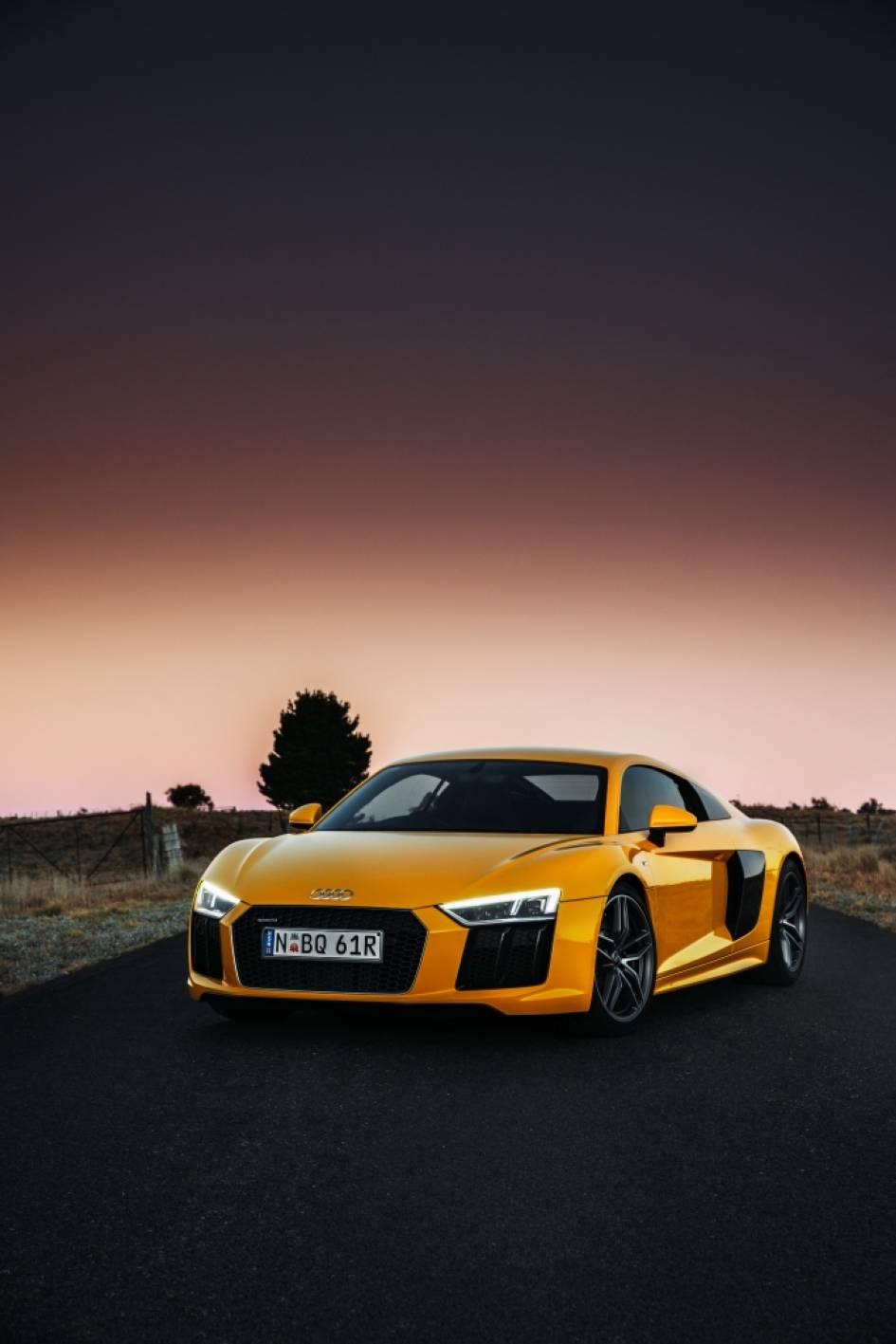 2016 Audi A6 3 0t Interior: 2016 Audi R8 V10 And V10 Plus Coupe Arrives In Australia