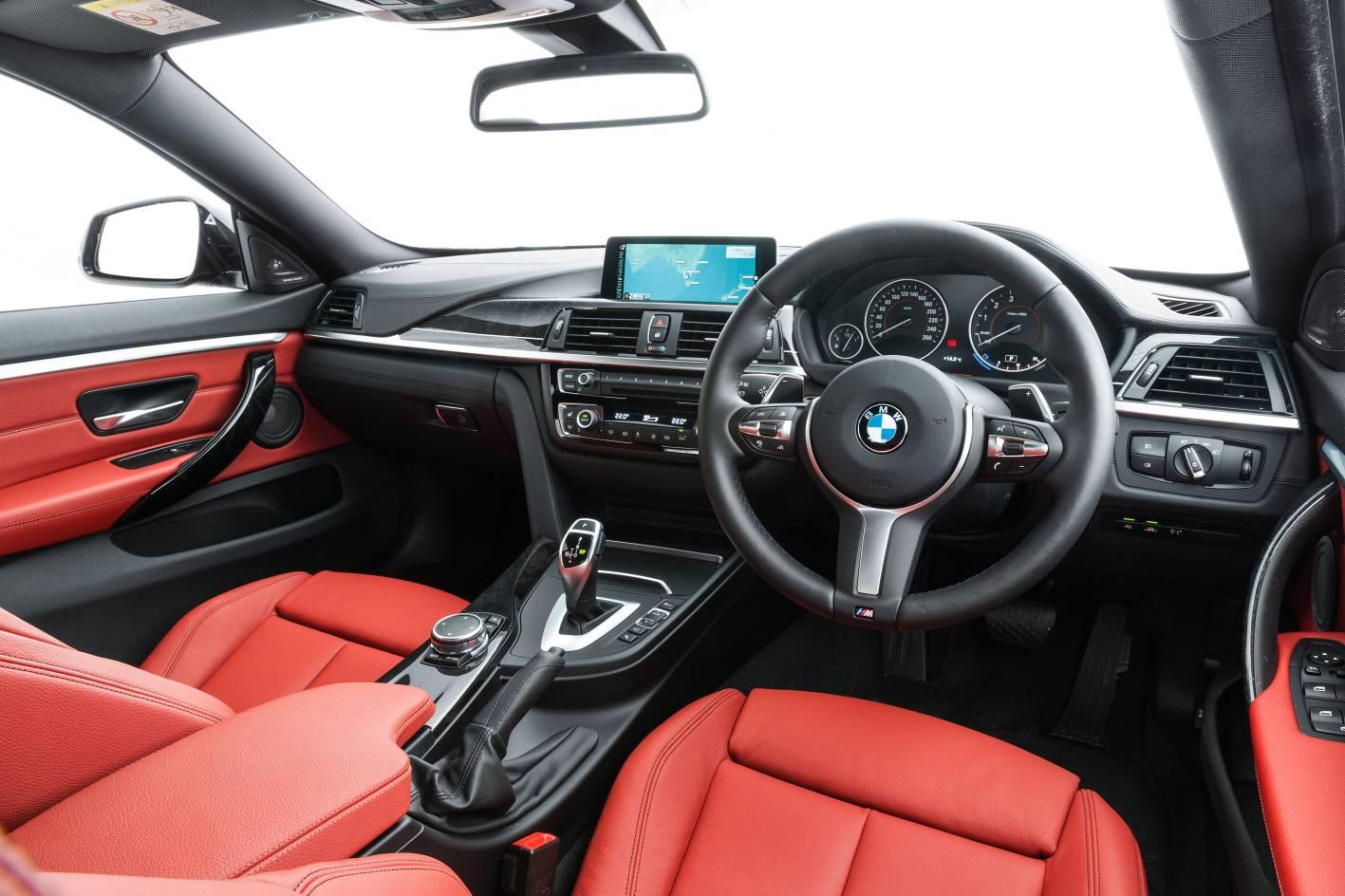 2016 Bmw 4 Series 440i Interior