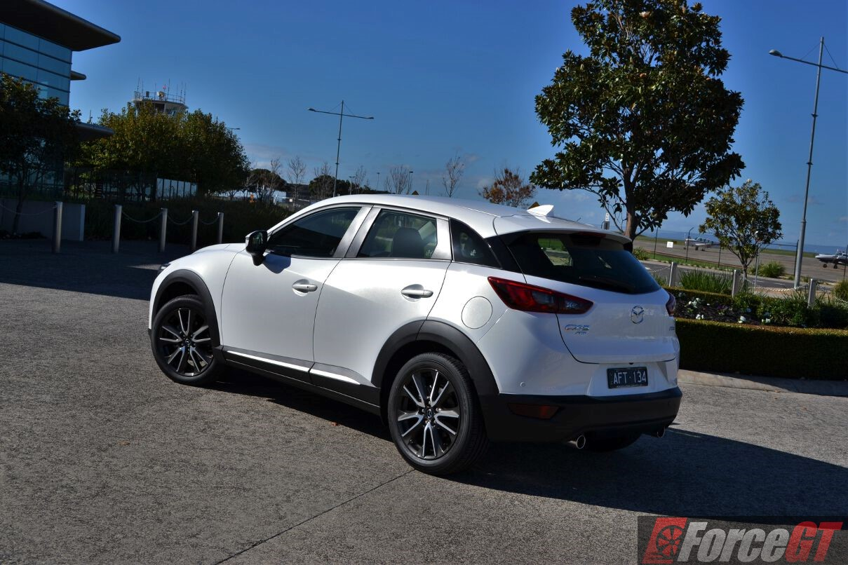 Dimensions Of Mazda Cx3 >> 2016 Mazda CX-3 Review