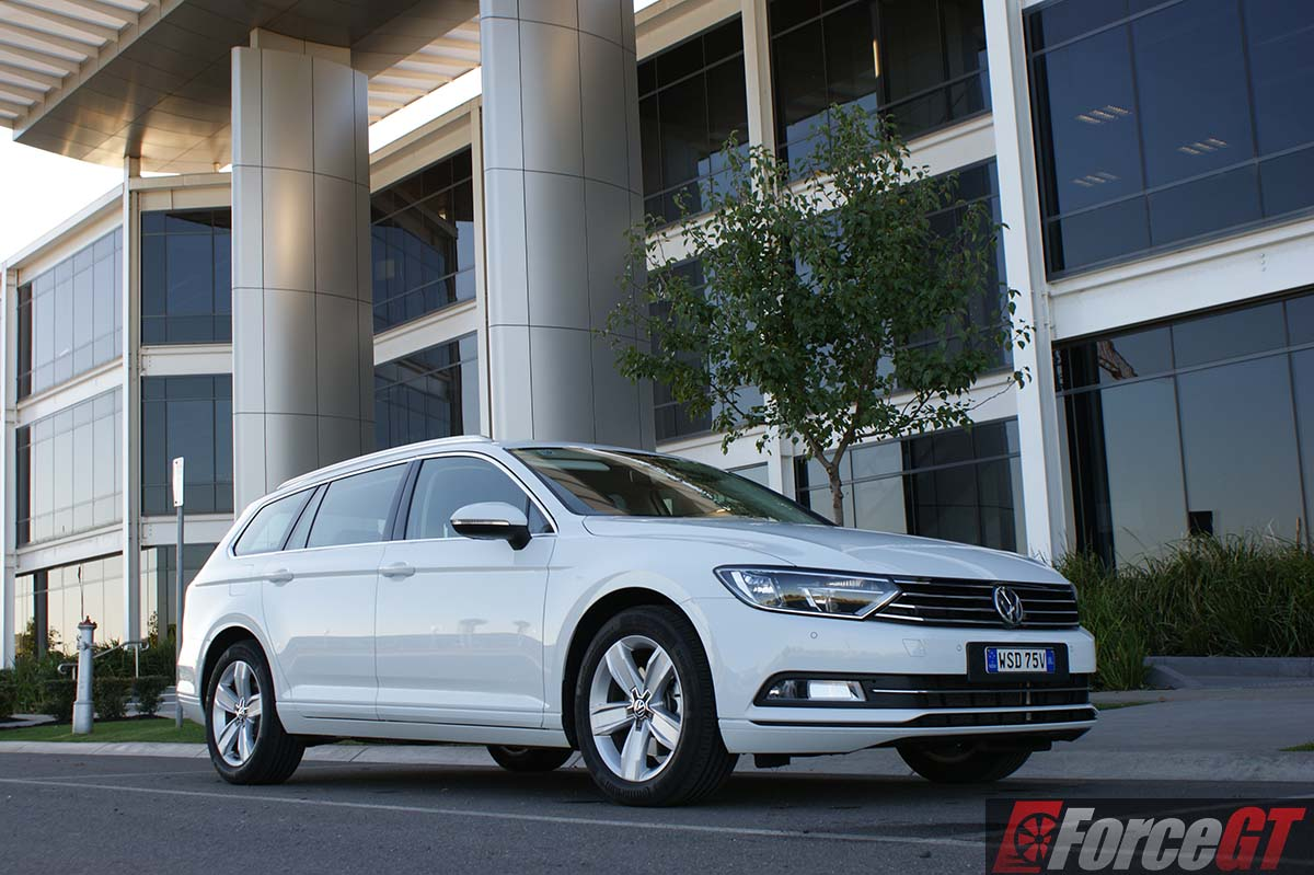 2016 Volkswagen Passat Wagon 132tsi Review