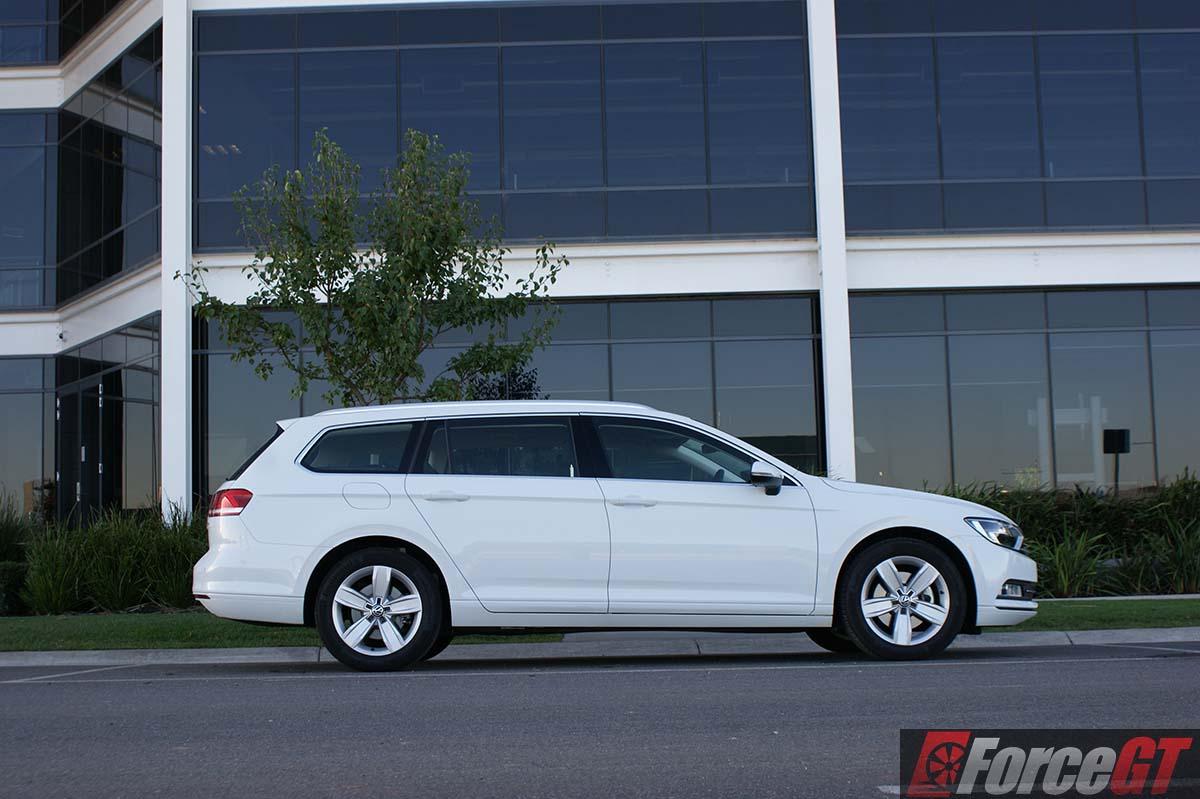 2016 Volkswagen Passat Wagon 132tsi Review