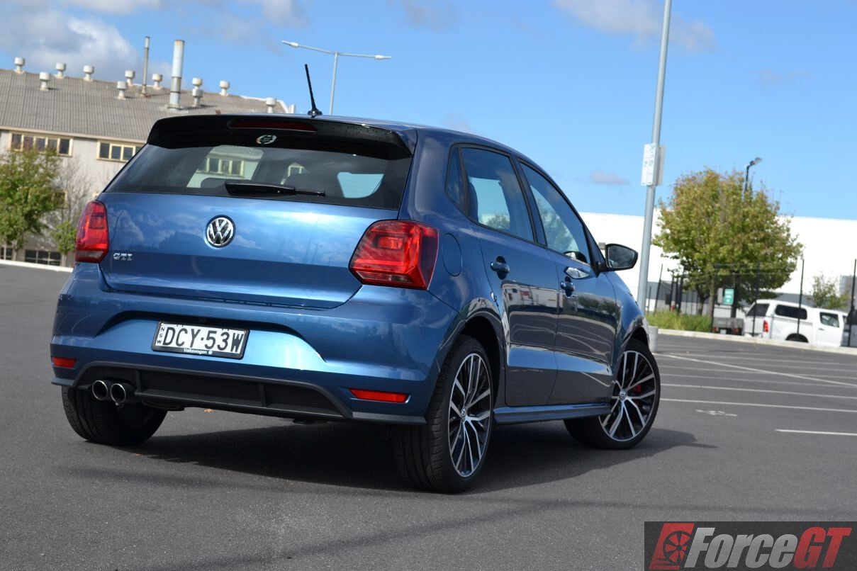 Volkswagen Polo Review 2016 Polo Gti