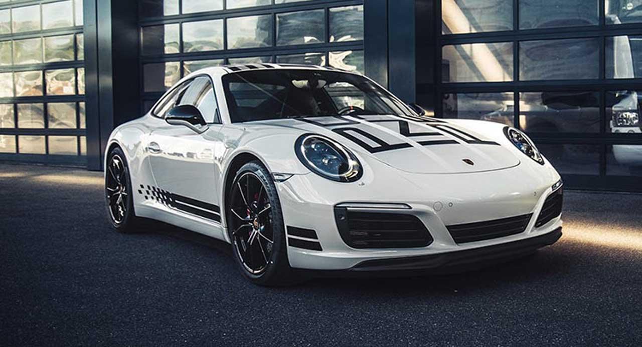 Porsche Exclusive 911 Carrera S Endurance Racing Edition