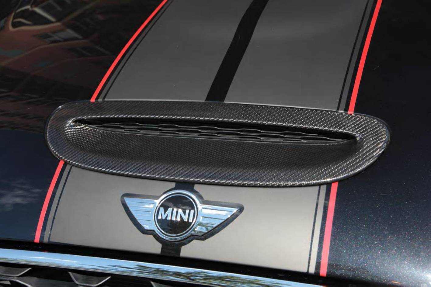 Jcw Inspired Mini Carbon Edition Available In Australia