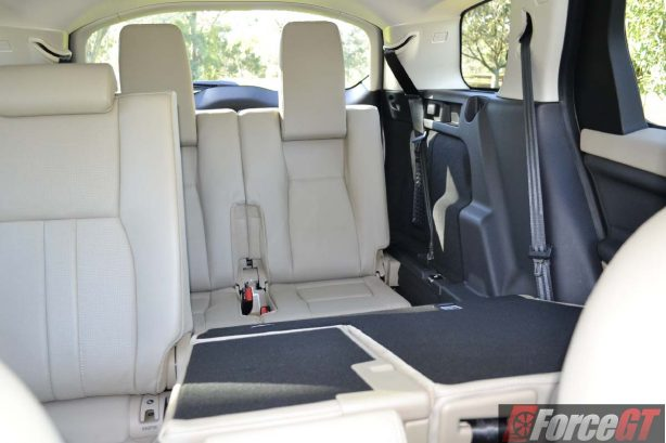 2016 Land Rover Discovery Sport 3rd row seats