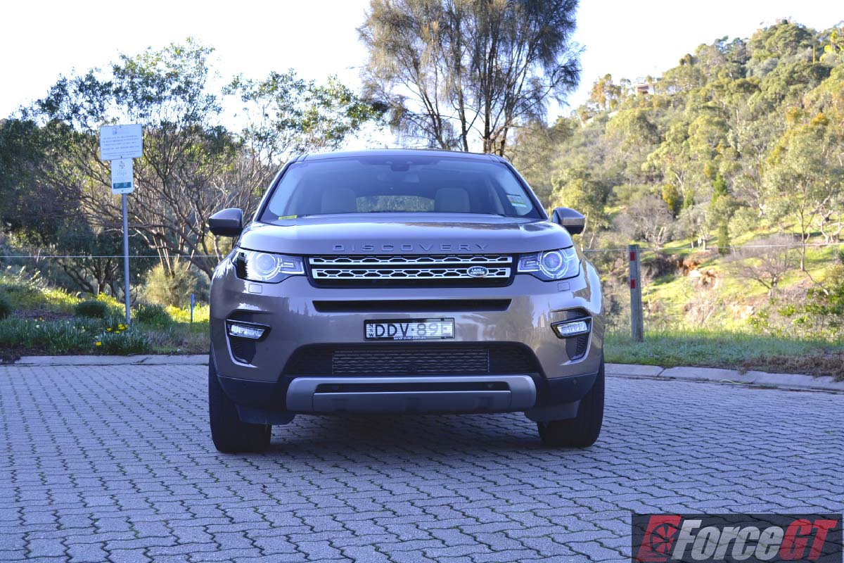Land Rover Discovery Sport Review: 2016 LR Discovery Sport