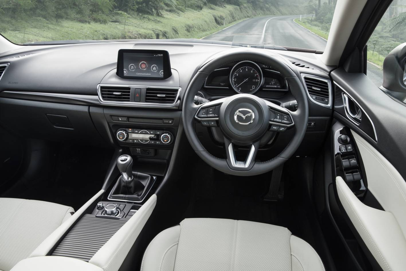 2017 Mazda3 Pricing And Specification