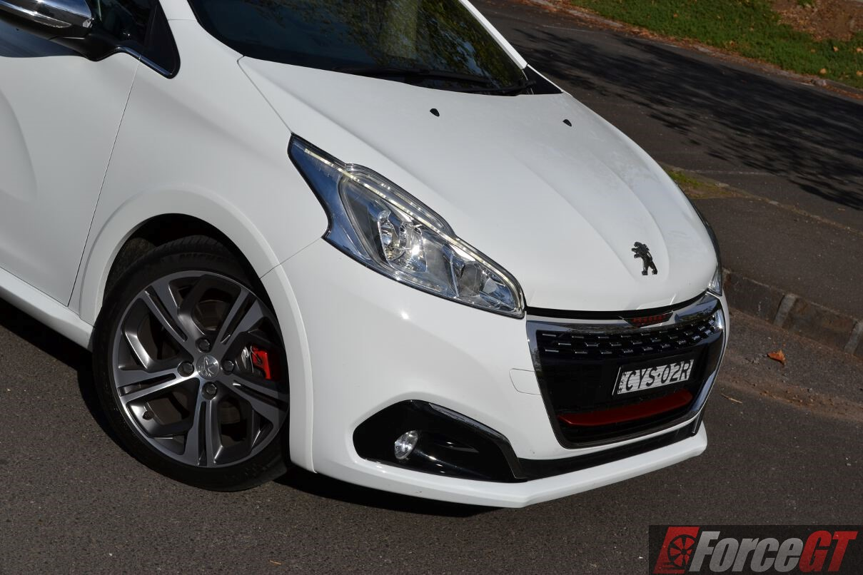 2016 peugeot 208 gti review. Black Bedroom Furniture Sets. Home Design Ideas