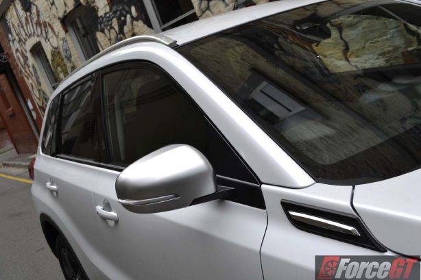 2016 suzuki vitara s-turbo mirror cap