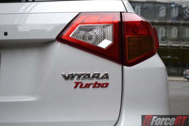 2016 suzuki vitara s-turbo taillight