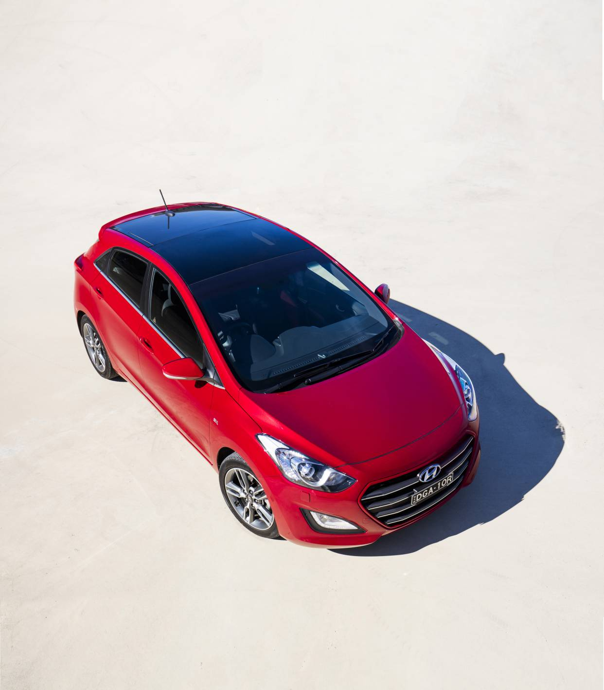 Hyundai I30 Series II SR Pricing And Specification