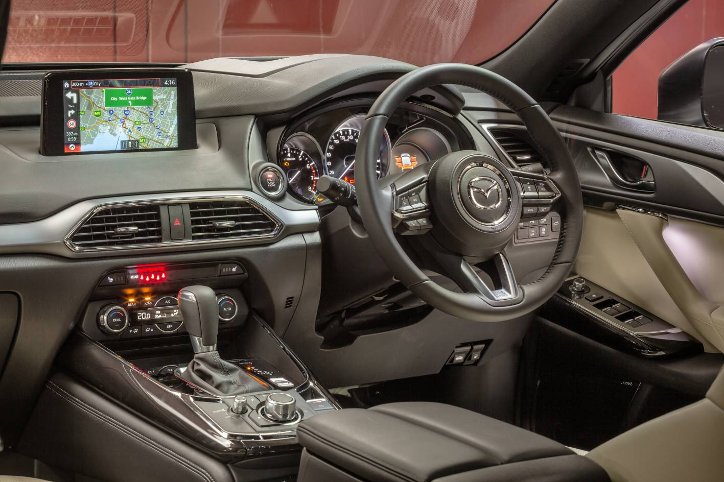 All New Mazda Cx 9 Pricing And Specification