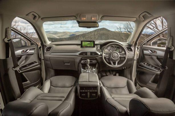 2017 Mazda Cx 9 Touring Interior