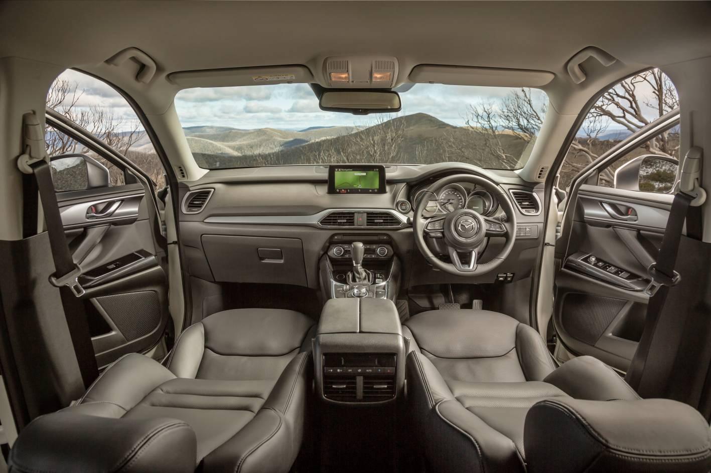 Marvelous 2017 Mazda Cx 9 Touring Interior Forcegt Com Creativecarmelina Interior Chair Design Creativecarmelinacom