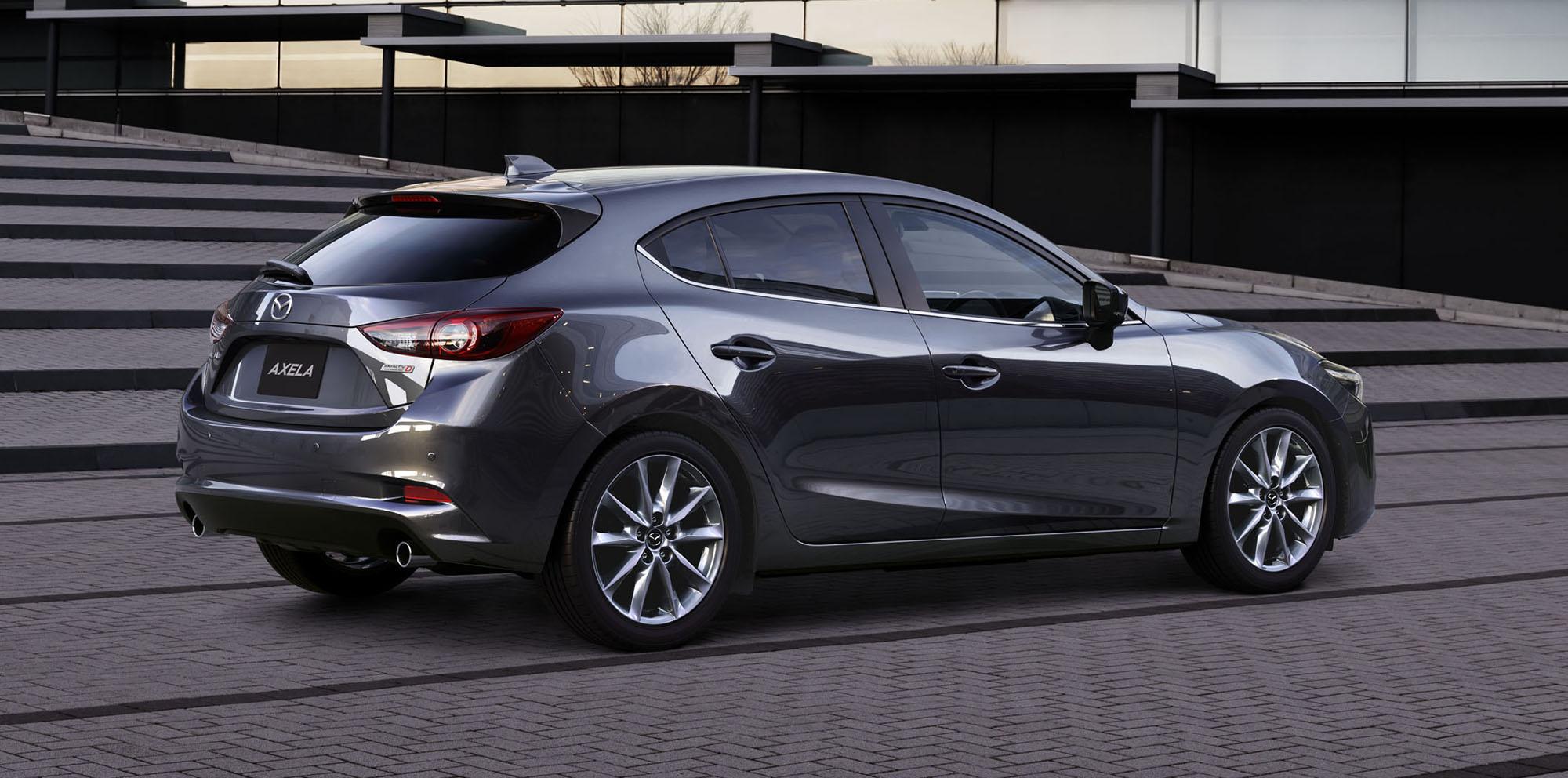 2017 Mazda 3 Facelift Unveiled Arrives In Australia August