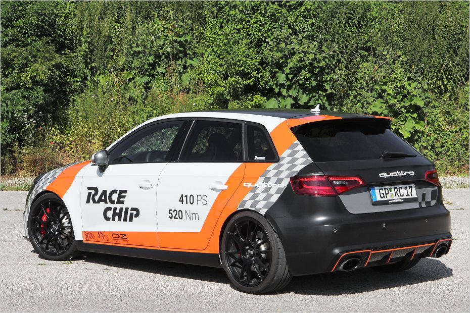 RaceChip tweaks Audi RS 3 - ForceGT com