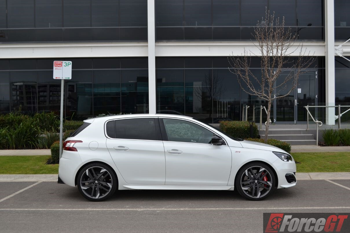 Focus St Towing >> 2016 Peugeot 308 GTi 270 Review