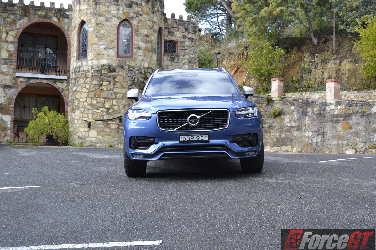 2016 Volvo XC90 T6 R-Design Polestar Review