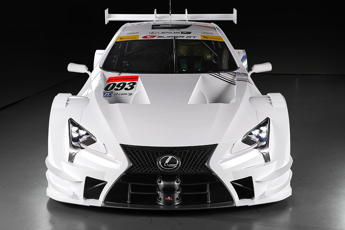 Lexus LC GT500 to race in 2017 Super GT Season - ForceGT.com