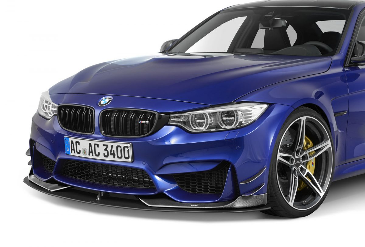 Ac Schnitzer Pushes Bmw M3 To 380kw Forcegt Com