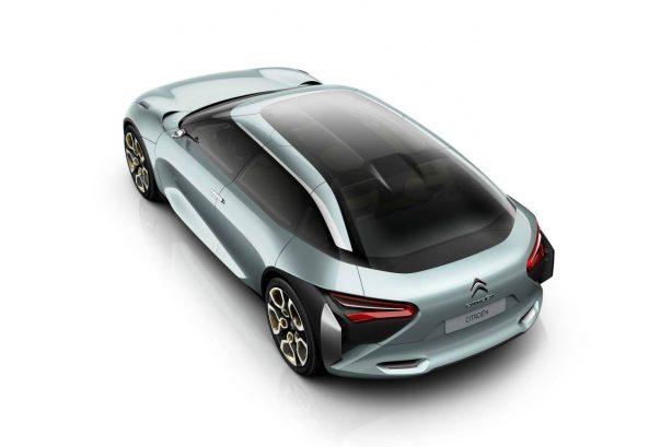 Citroen CXperience Concept rear quarter