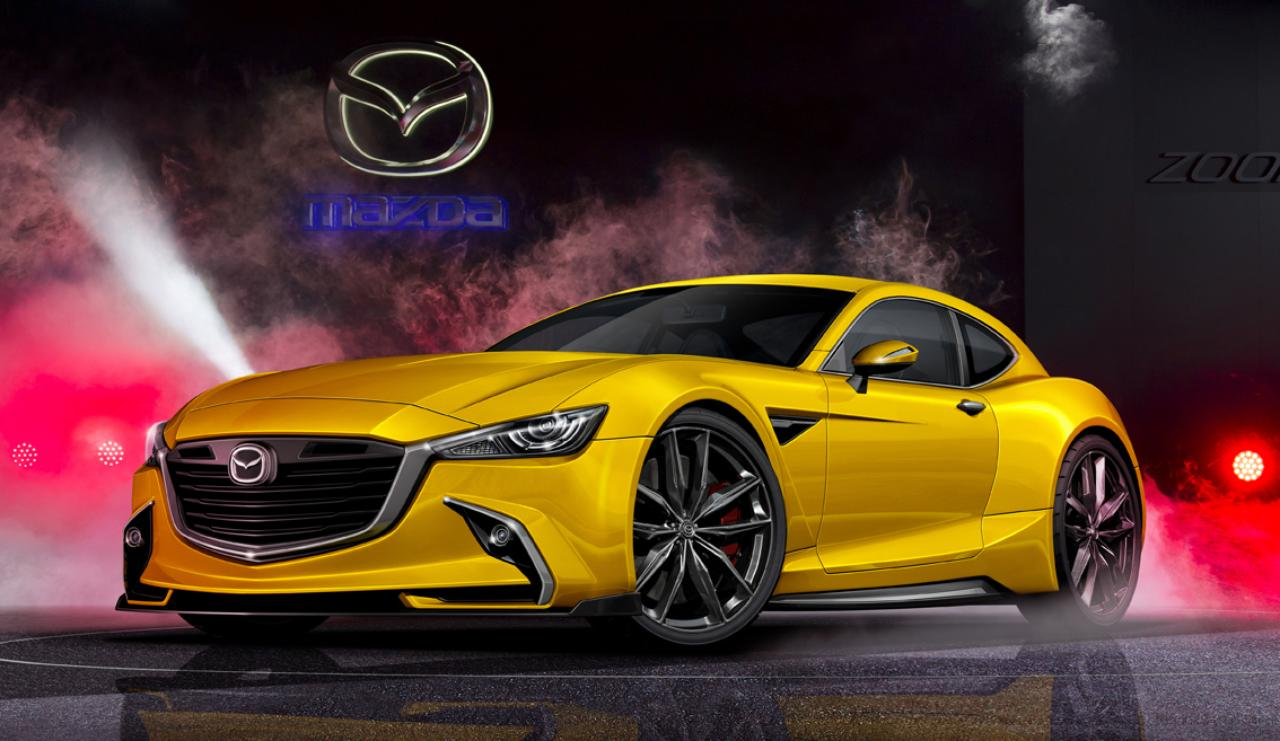 300kw rotaryelectric mazda rx9 confirmed  forcegt
