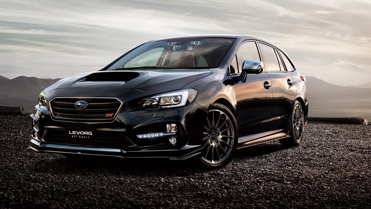Subaru Levorg STI Sport targets enthusiasts - ForceGT.com