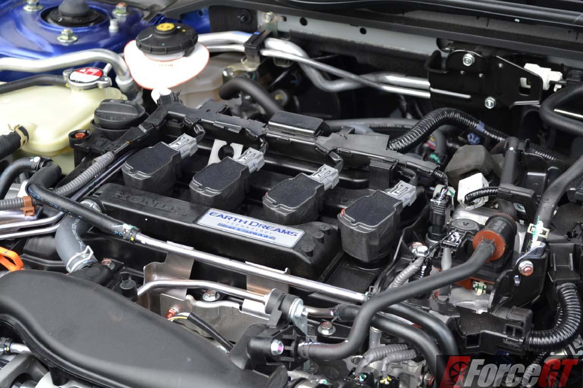 2016 Honda Civic Rs 1 5 Turbo Engine