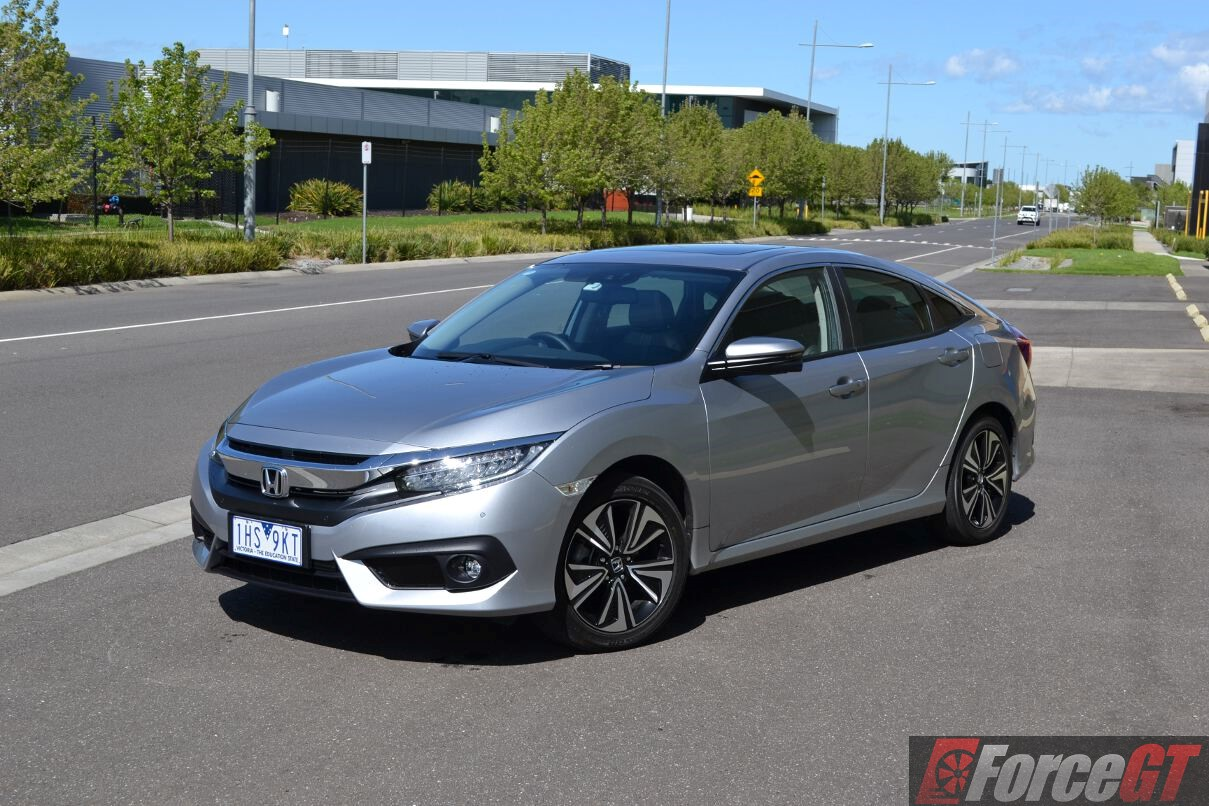 Honda Civic Review - 2016 Civic Sedan VTi-S, RS and VTi-LX