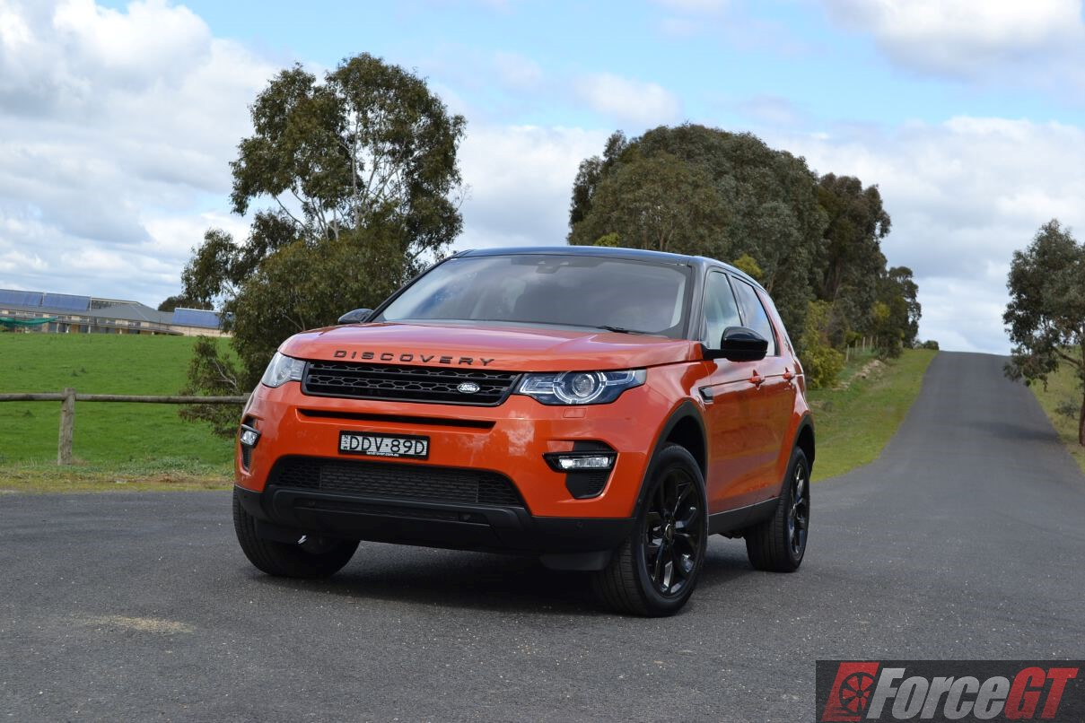 how to tell if discovery sport front parking sensors