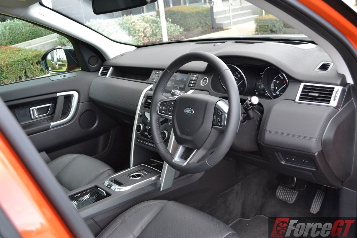 2017 Land Rover Discovery Interior >> 2016 Land Rover Discovery Sport Si4 SE Review