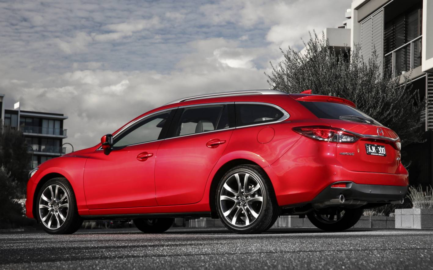 Hyundai Santa Fe 2017 >> 2017 Mazda6 gains improved safety and refinement - ForceGT.com