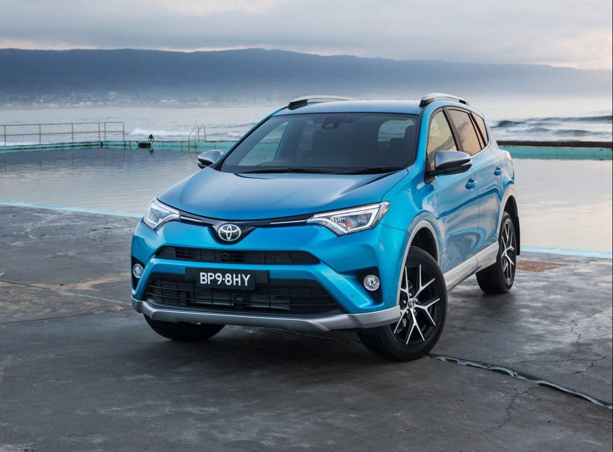 Safety Boost For 2017 Toyota Rav4 Forcegt Com