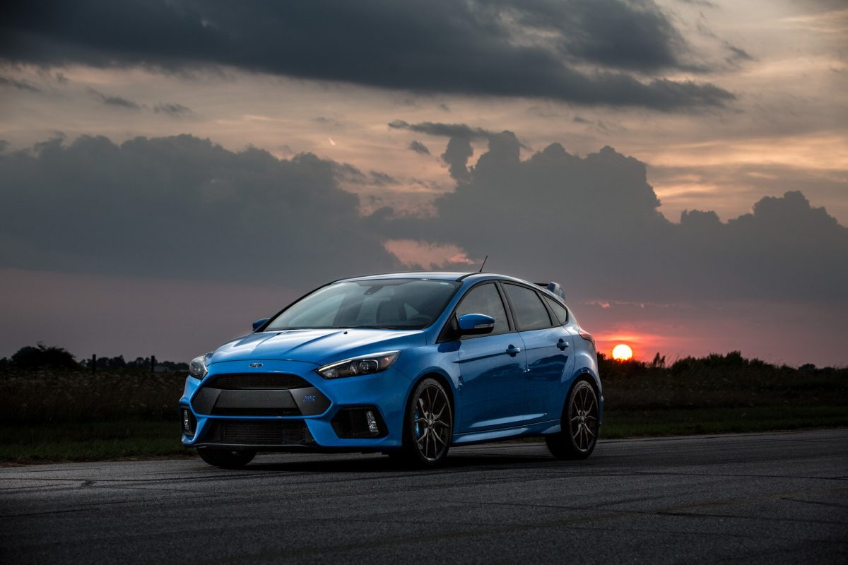 ford focus rs boosted by hennessey performance. Black Bedroom Furniture Sets. Home Design Ideas