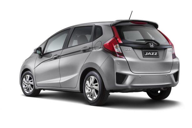 2016 Honda Jazz Limited edition rear
