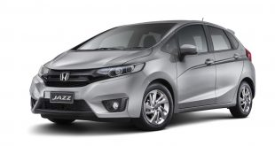 2016 Honda Jazz Limited edition front