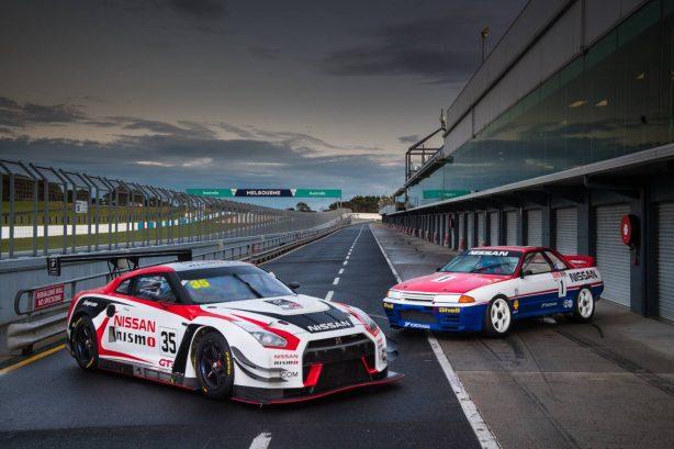 2017 Nissan GT-R Track Edition. Phillip Island Grand Prix Circuit, Victoria, Australia. World Copyright: NISSAN Ref: Digital Image DSC_1552.NEF