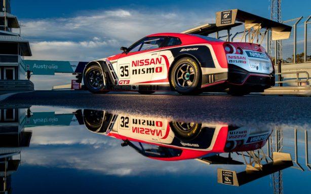 2017 Nissan GT-R Track Edition. Phillip Island Grand Prix Circuit, Victoria, Australia. World Copyright: NISSAN Ref: Digital Image DSC_1616.NEF