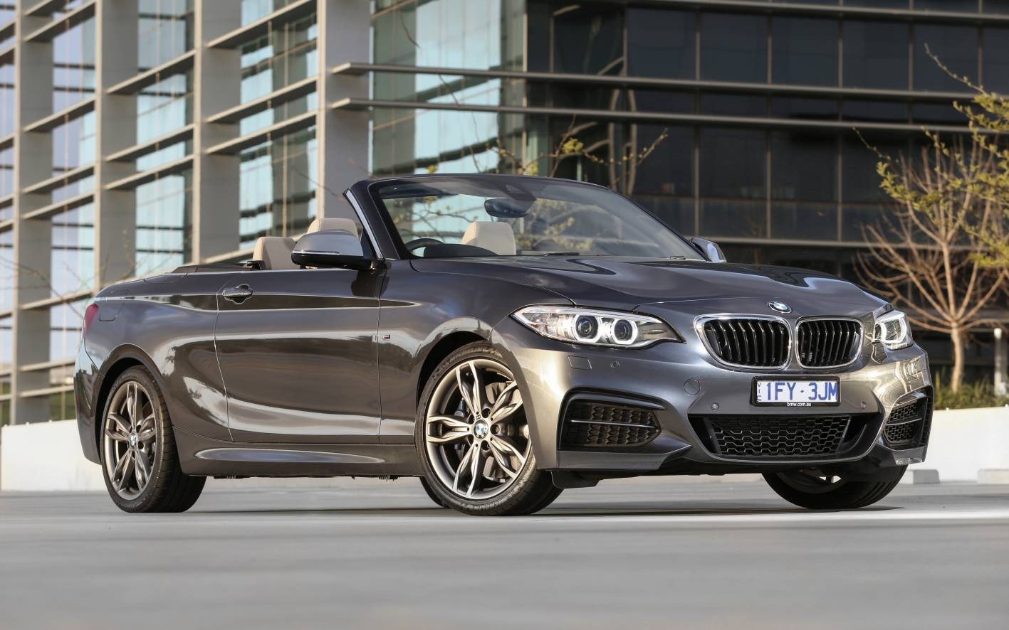 Control Lights With Smartphone More Powerful Bmw 240i Leads Updated 2 Series Range