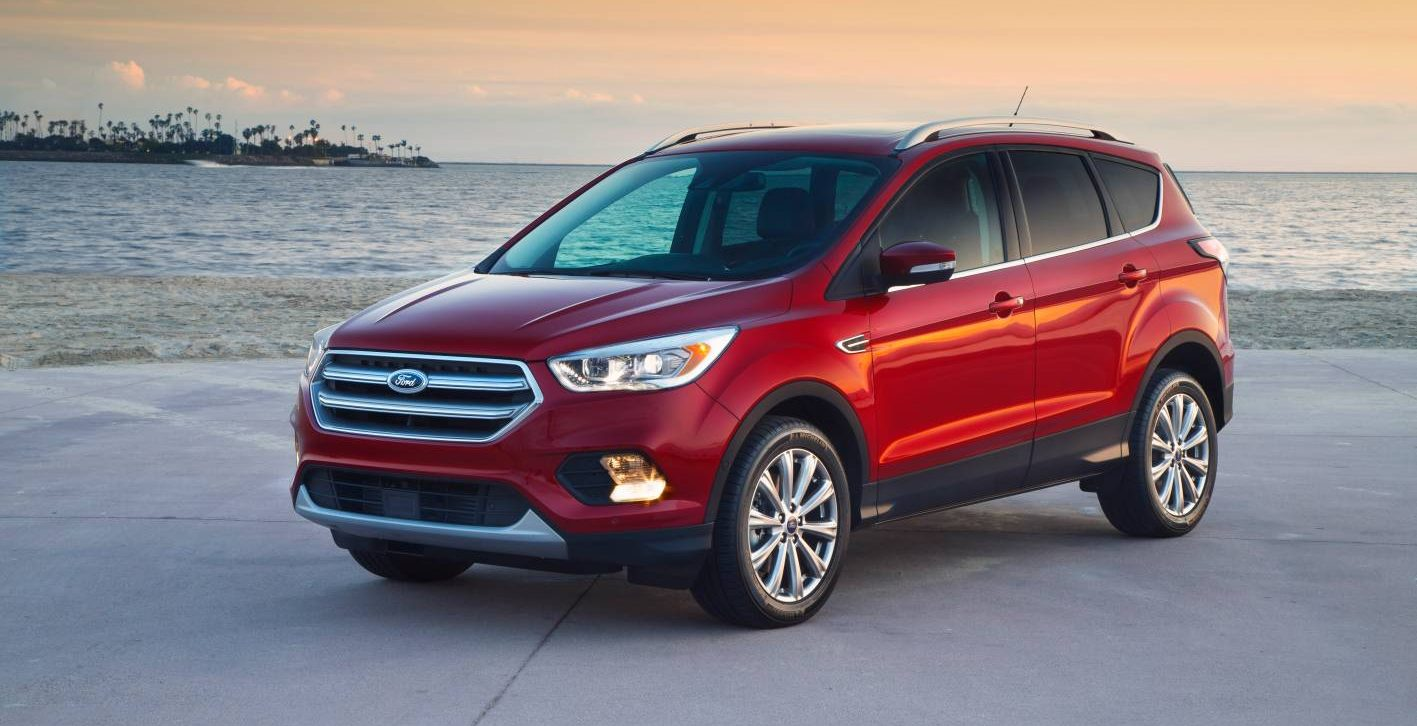 2017 Ford Escape to replace Ford Kuga next year - ForceGT.com