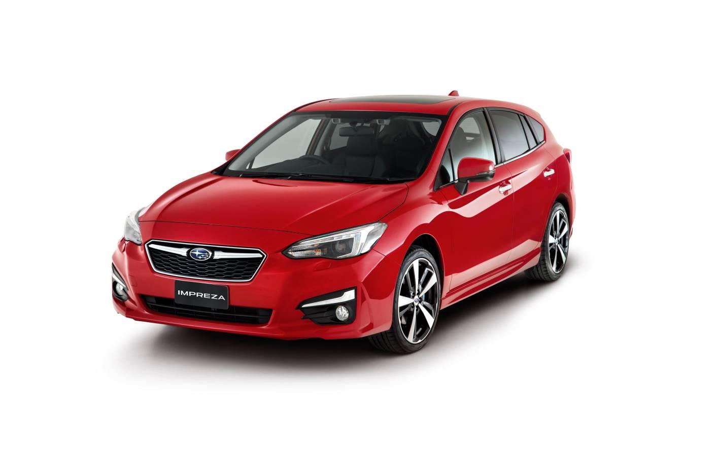 All-new 2017 Subaru Impreza pricing and specification ...