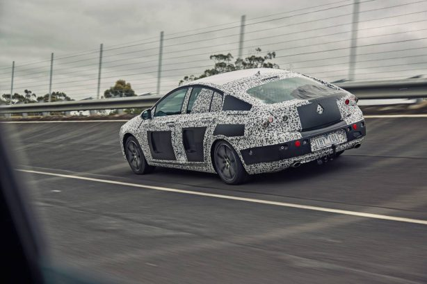 2018-holden-commodore-spy-photo-rear-quarter