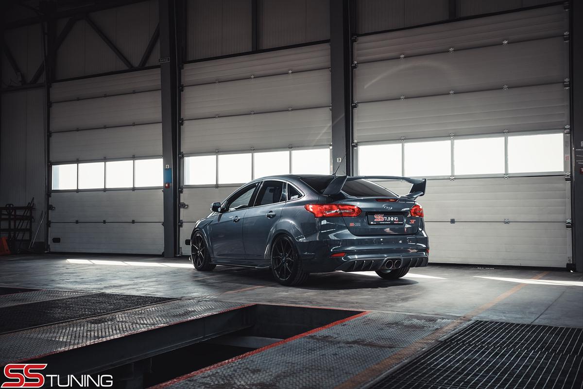 Ss Tuning Presents Ford Focus St Sedan Forcegt Com