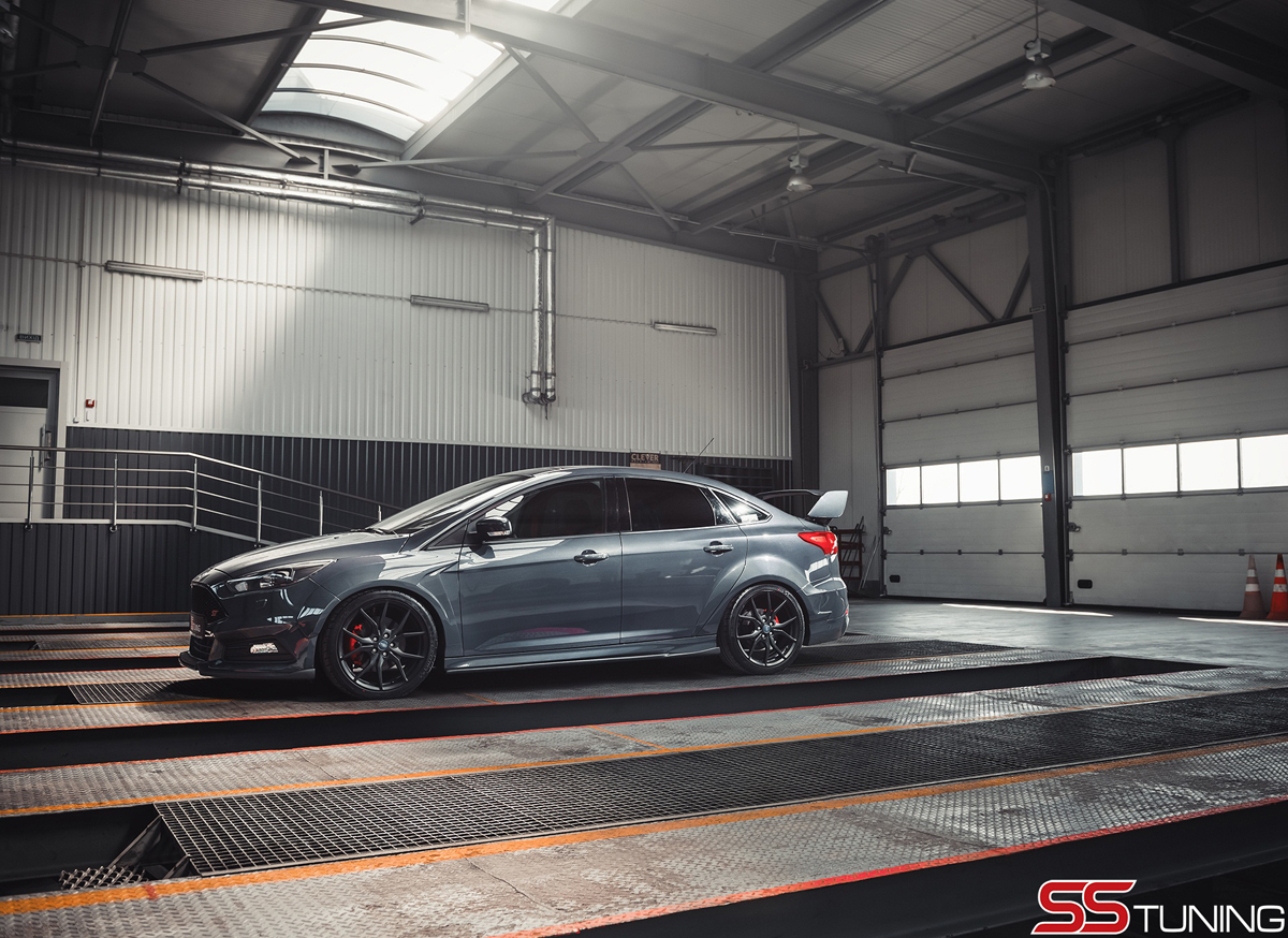 2017 Shelby Gt500 >> SS Tuning presents Ford Focus ST sedan - ForceGT.com