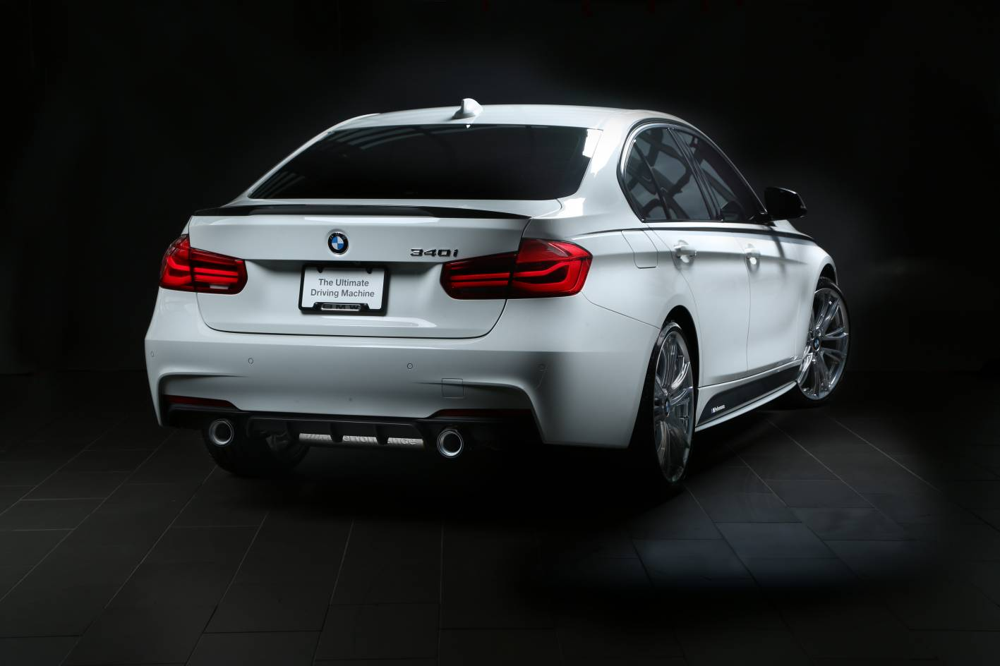 Bmw Launches New M Performance Parts At Sema Forcegt Com